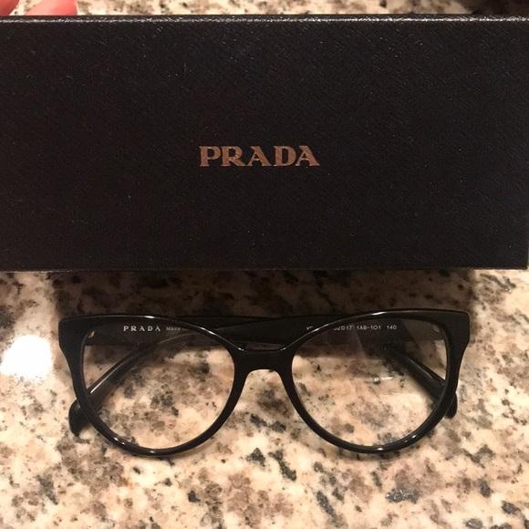 b3a8514a121 Prada Glasses 💯 Authentic. M_5a89597c331627e98b4dbecf. Other Accessories  ...